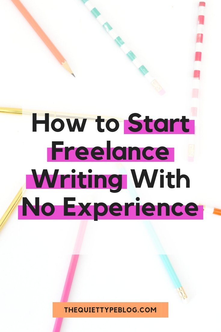 Learn everything you need to know to become a freelance writer in 2019. This guide is perfect if you want to start freelance writing with no experience and make money working from home.