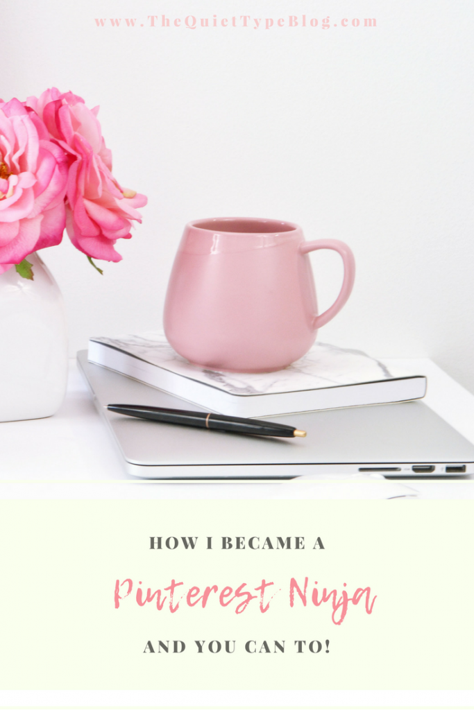 Find out how I more than doubled my Pinterest views and grew my following in just one month! #PinterestNinja #PinterestTips #BloggingTools