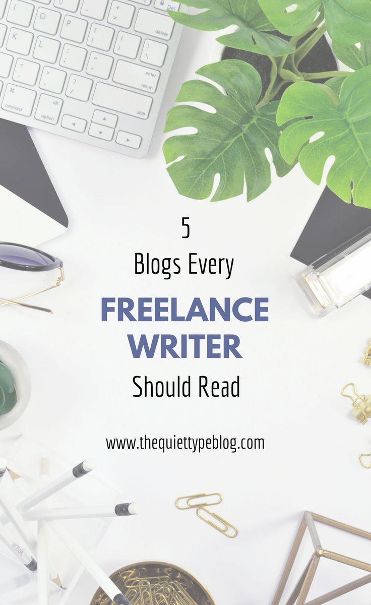 Click to see what my go-to freelance writing blogs are to find tips and tricks on freelance writing, starting a creative business, and connecting with other freelance writers.