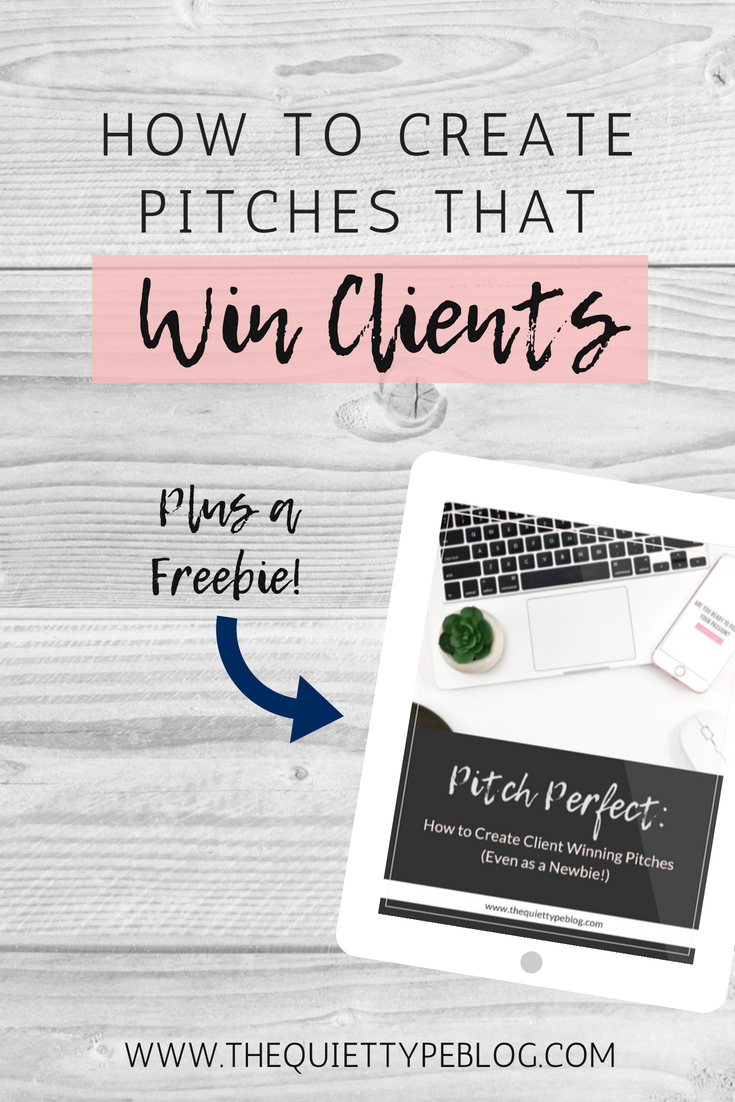 Everything you need to know about creating freelance writing pitches that win clients. Click here to get the info and grab your Pitch Perfect Checklist! #FreelanceWriting #GetPaidToWrite