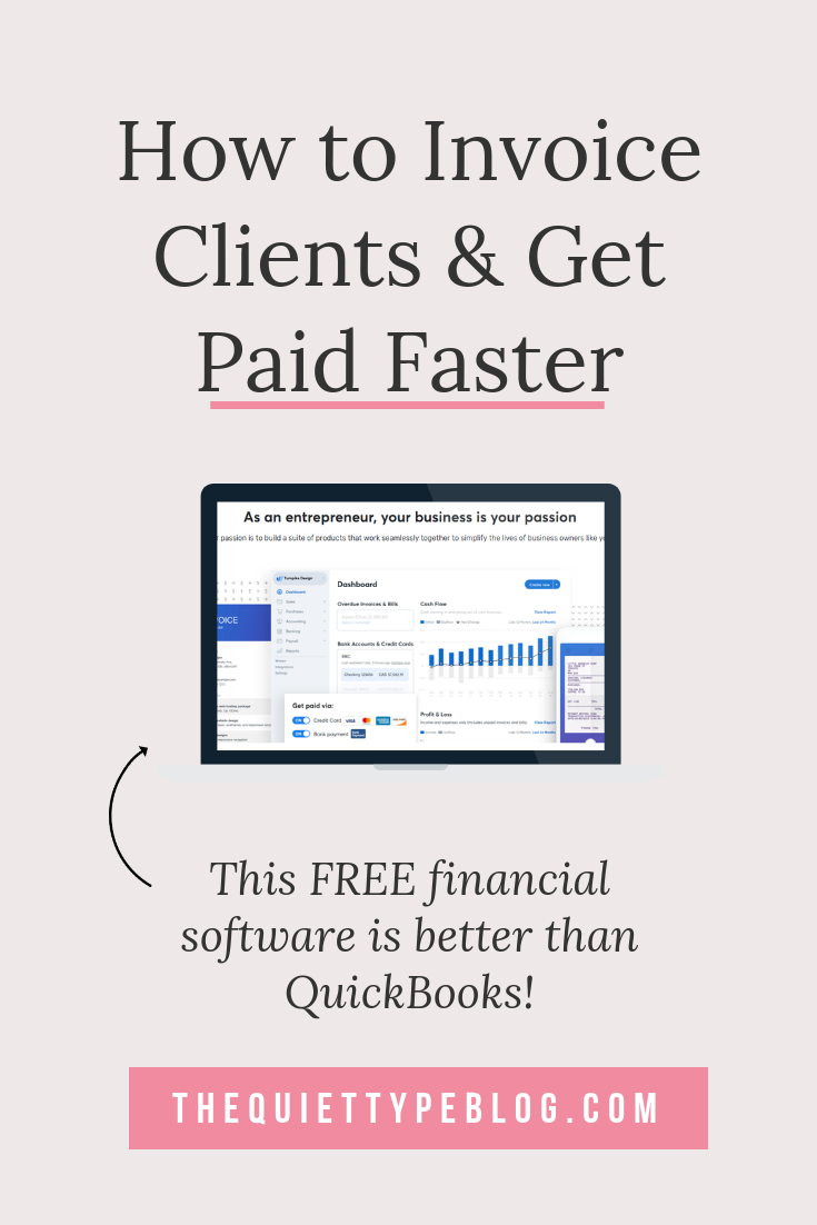 The #1 FREE tool I use in my freelance writing business (and it's better than QuickBooks!).