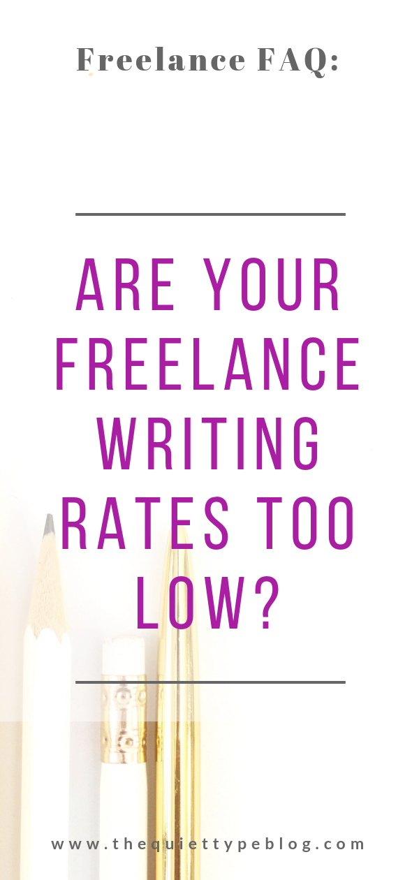 Here's how to determine how much to charge as a freelance writer and make money working from home. #FreelanceWriting #TipsForFreelancers