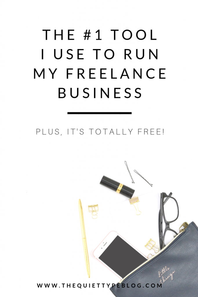 Need a way to track income and expenses, send invoices to clients, and easily collect payments? This financial software does all that and more, totally FREE! #freelance #businesstools