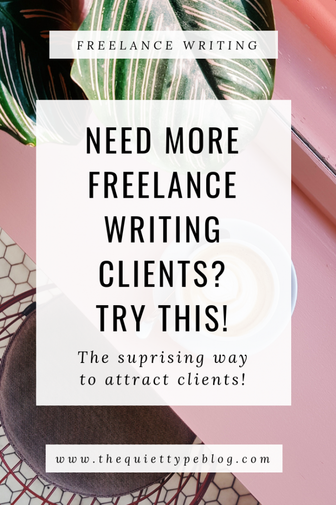 Trying to grow your client roster as a freelance writer and make more money? Here's how!