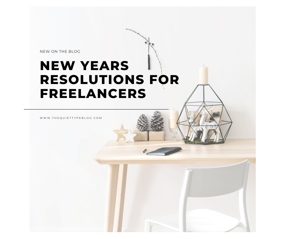 Learn how to rock your business in 2021 with these New Year's resolutions for freelancers and creative entrepreneurs to make 2021 the best year yet!