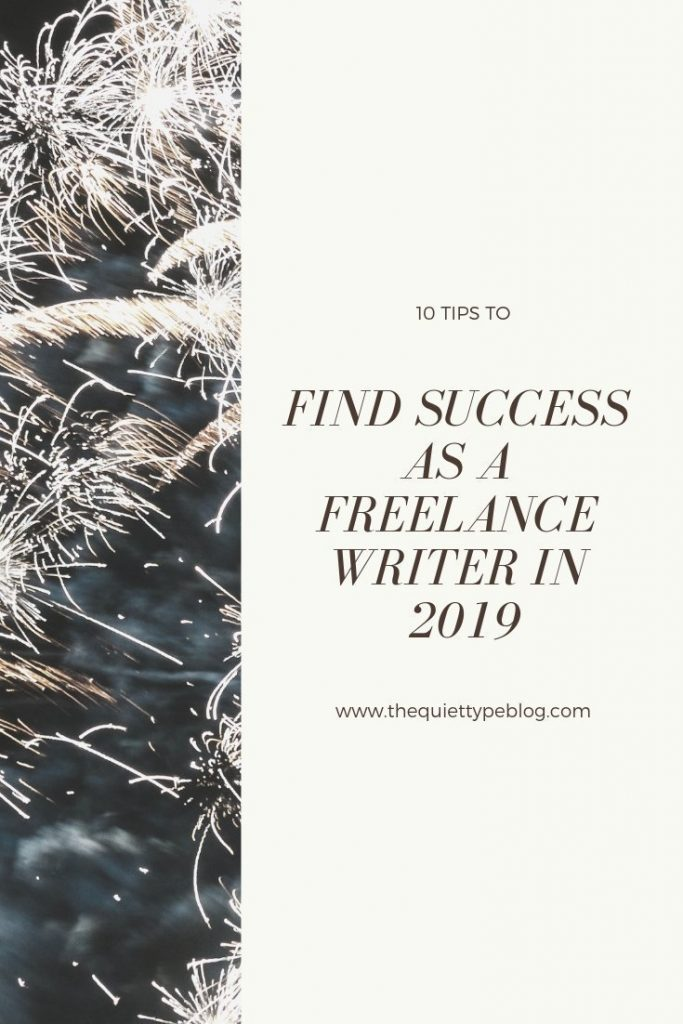 10 New Year's resolutions to help you rock your freelance business in 2019.