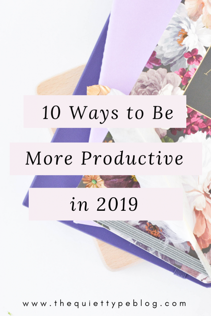 Looking to be more productive while working from home? These ten tips will help you increase your productivity and teach you to work smarter, not harder.