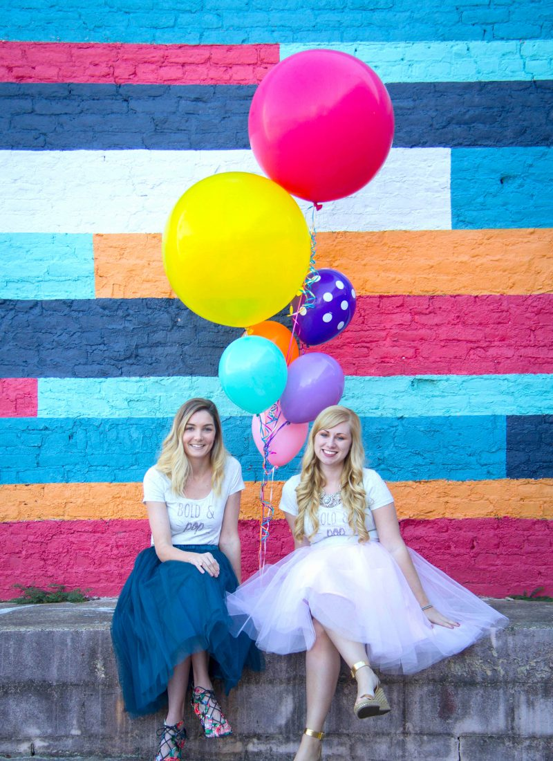 An Interview with Bold & Pop Co-Founders Anna Osgoodby & Mallory Musante