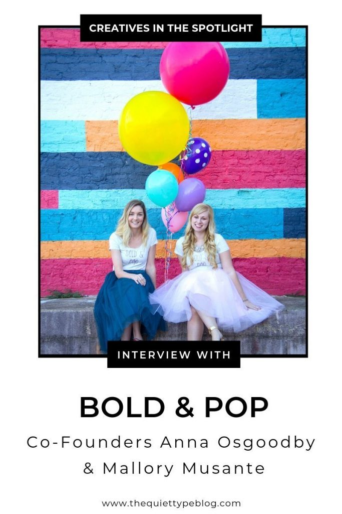 Learn how these biz besties turned their passion for branding, website design, and social media into a successful business.