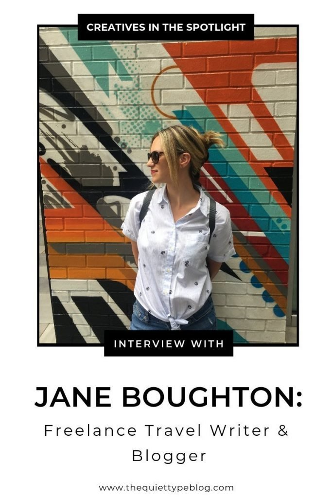 Here's how freelance travel writer and blogger, Jane Boughton, turned her love for exploring new places and writing into a successful side hustle.