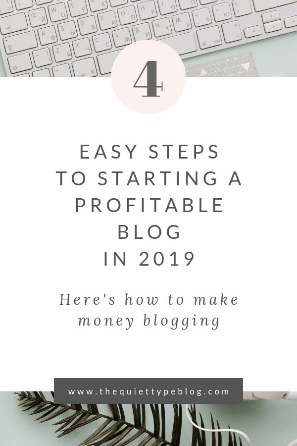 Here's how to make money blogging for beginners | Make Money Blogging | Start a Profitable Blog | Make a Passive Income from Blogging