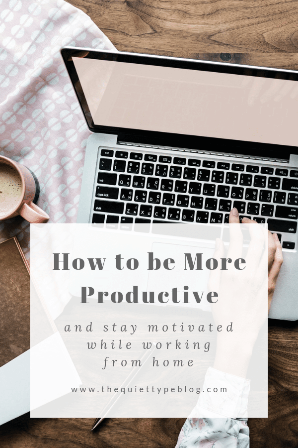 Having trouble staying focused? Is procrastination making your workload twice as heavy? You need these tips for staying productive working from home!