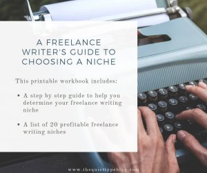 A Freelancer's Guide to Choosing a Profitable Niche (+20 Profitable Niches!)