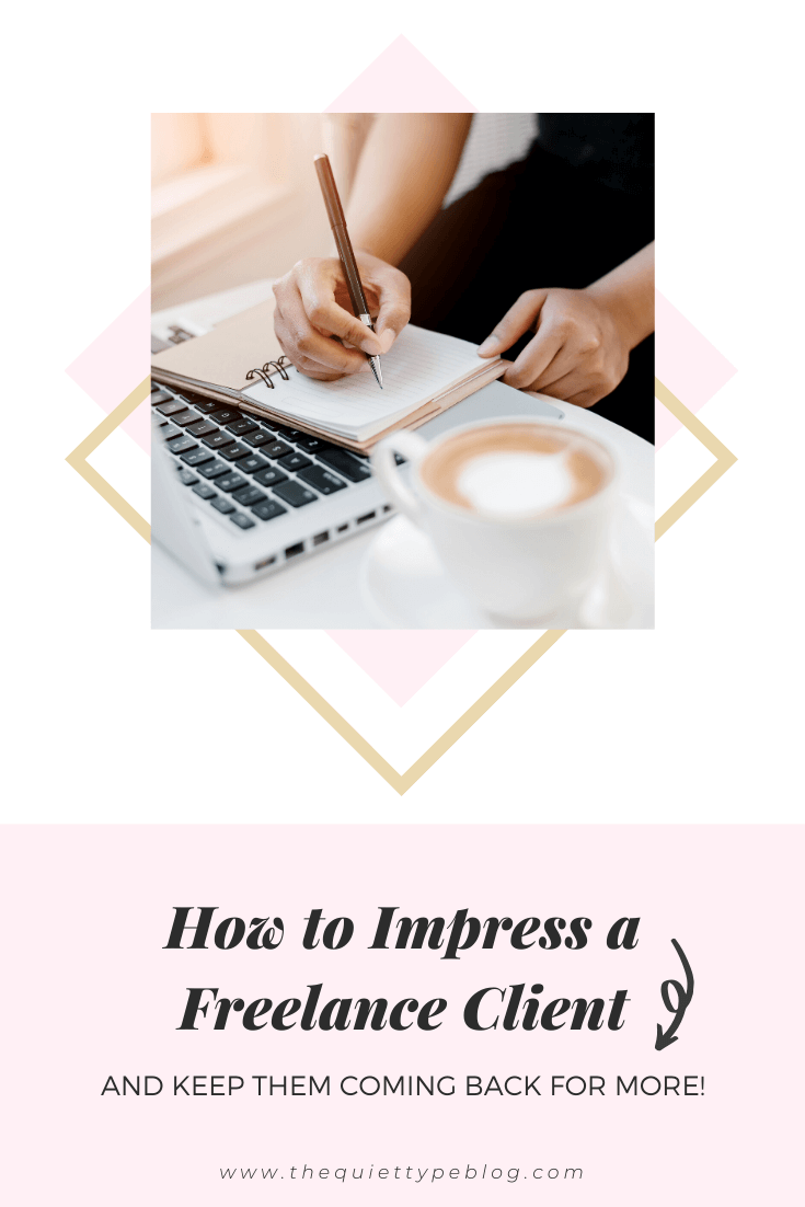 Here's how to provide your freelance clients with a positive client experience from start to finish, not only impressing them but increasing the chance they will hire you again in the future - or better yet, converting them to a long-term client!