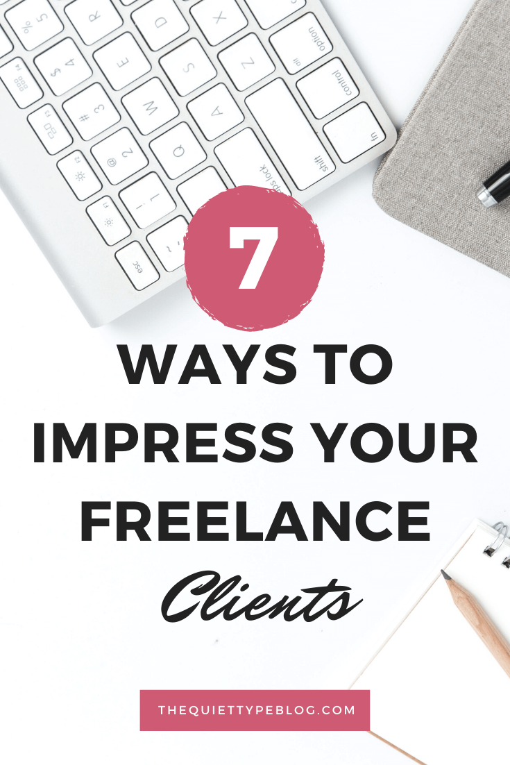 So you've landed a new freelance writing client - congrats! Scoring a new client is a big deal, so it's important to make the project goes well. In addition to making a good impression, providing a positive client experience from beginning to end can help you impress a freelance writing client AND keep them coming back for more. Here's what you need to know...