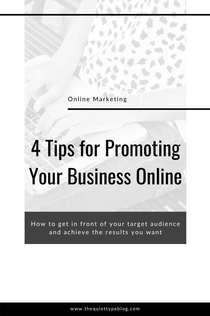 How to market your business online so you can make more money. | Find out how to grow your side hustle with these simple online marketing strategies. | 4 ways to make digital marketing easier. | How to simplify the digital marketing process. | Digital marketing for online businesses. | How to market yourself as a freelance writer, get more clients, grow your freelance business, and make more money online.