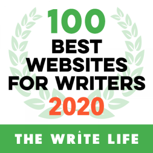 The Quiet Type featured in The Write Life's 100 Best Websites for Writers 2020