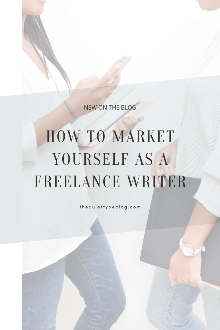 New to freelance writing? Check out this list of eight easy ways to start promoting yourself as a freelance writer—no fancy marketing degree required!