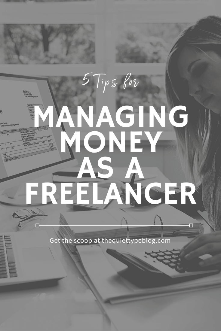 Managing money as a freelancer is no easy feat! There are many expenses and taxes to consider—not to mention retirement savings and health benefits. Use these five easy tips and resources to take control of your freelance finances and gain peace of mind.