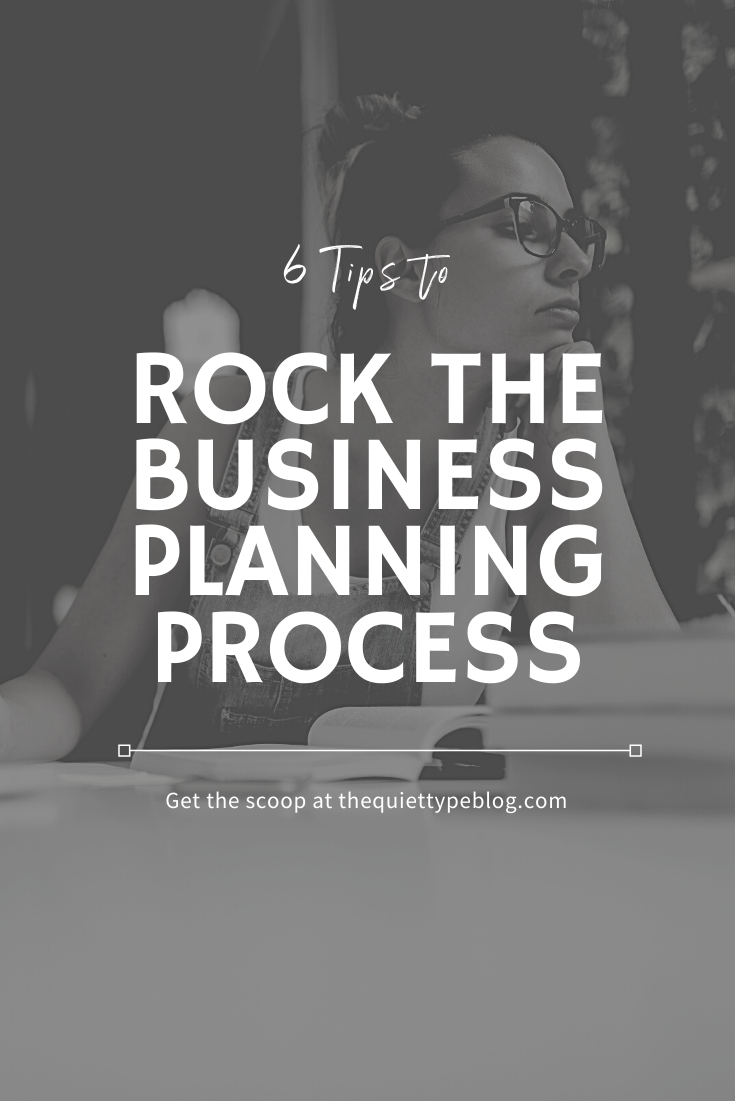 Use these six simple tips to stay focused during the freelance business planning process and avoid procrastination.
