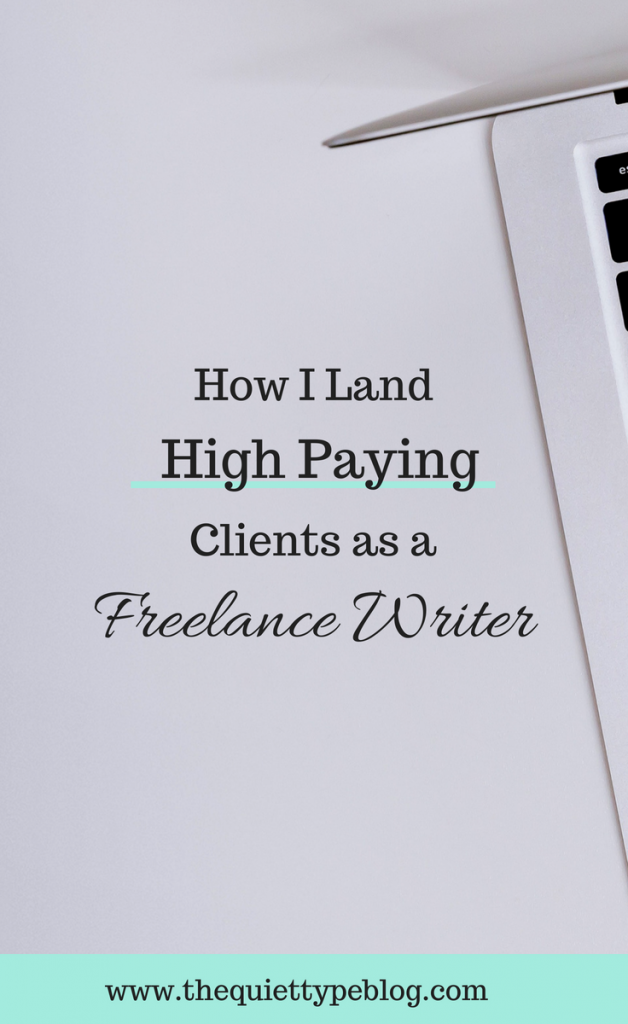 Stop wasting time with Upwork! Here's what I do to land high paying, long term clients as a freelance writer!