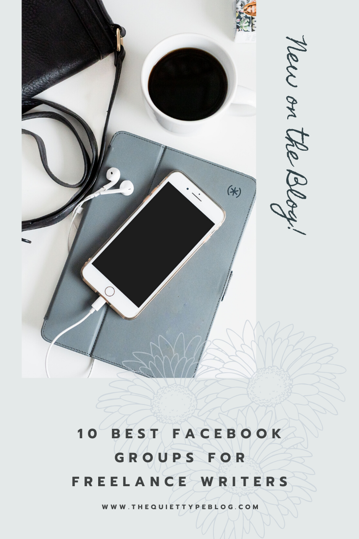 Looking to connect with other freelance writers, learn more about freelance writing, and find freelance writing clients? Check out these ten Facebook groups for freelance writers and creative entrepreneurs!