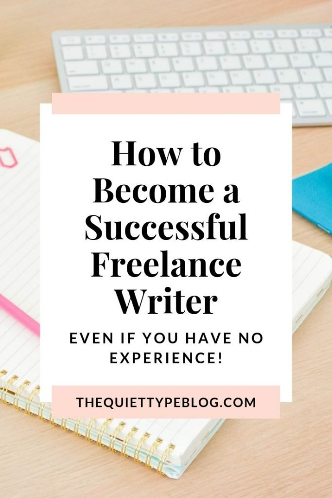 Learn how to start freelance writing with no experience. This guide will teach you how to become a freelance writer so you can make money working from home.