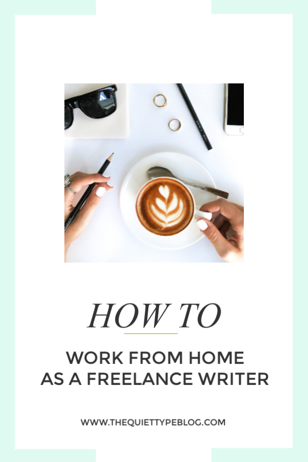 Click to read the six tips for how to make money working from home as a freelance writer.