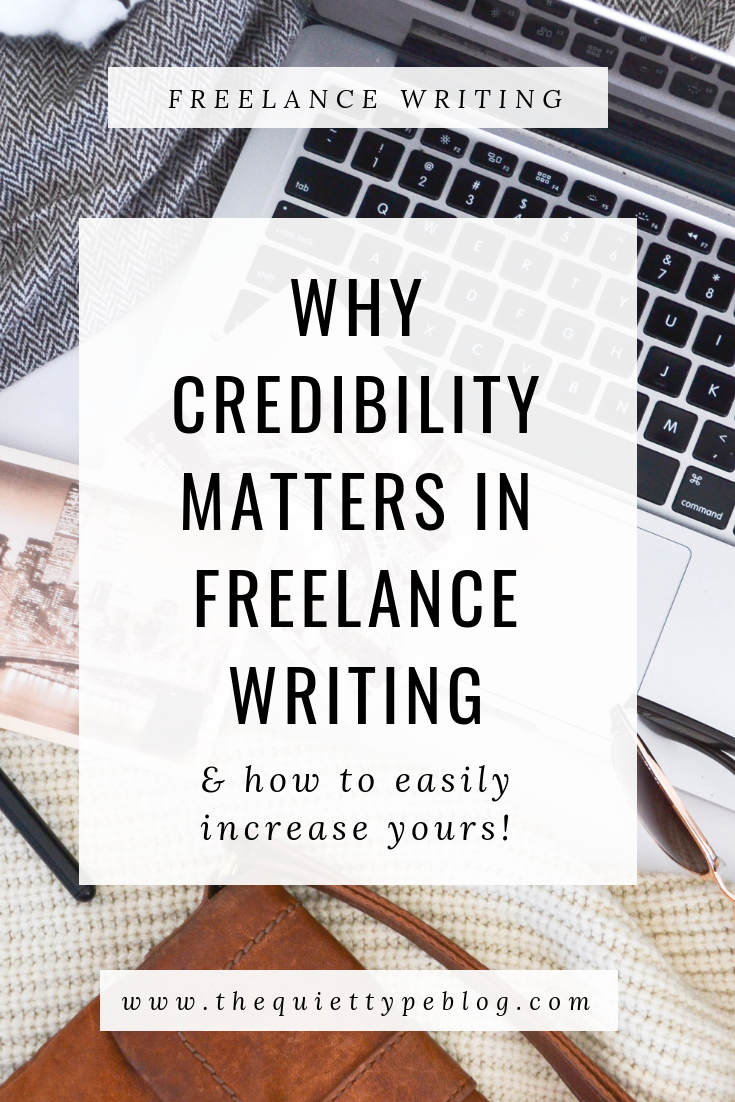 Establishing credibility as a freelance writer is vital to landing clients and build a successful business working from home. Check out these 7 tips for boosting your credibility!
