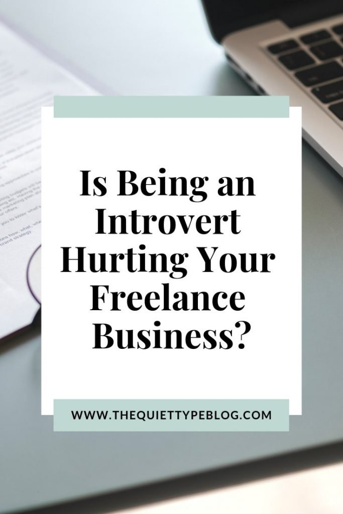 Here's how to overcome shyness to grow your freelance business and achieve your goal of working from home. #makemoneyone #onlinebusiness #sidehustle