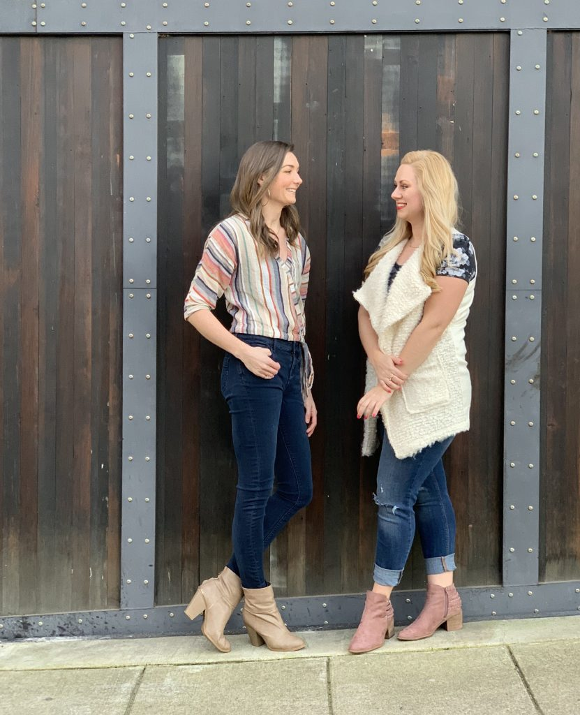 Anna Osgoodby & Mallory Musante of Bold and Pop