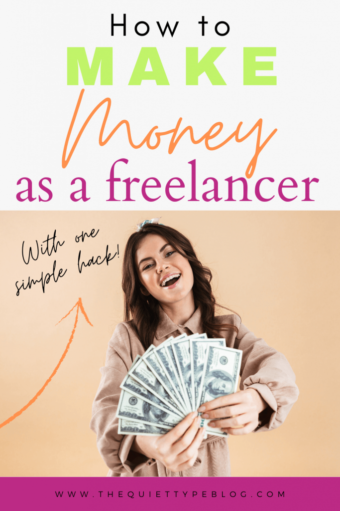 Freelance Writing Hack: How to Make More Money!