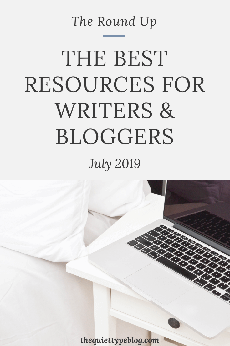 July 2019 Roundup + Powersheets Progress | The best free tools and resources for freelance writers, bloggers, freelancers, and creative entrepreneurs. | tools and resources to run an online business.