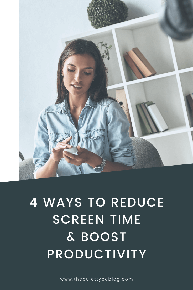 Suffering from a lack of productivity and tired, itchy eyes? Use these four tricks to limit how much time you waste staring at your screen each day.