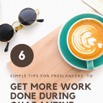 Are you struggling to get work done during quarantine? You're not the only one! For those not used to it,making the transition to working from homeor simply being home long-term in general, can be challenging especially in times like these. If you've been finding it difficult to be productive, or justfeel overwhelmed, these useful tips will help to put you in the right mindset for getting work done during quarantine.