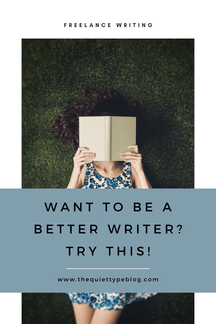 Want to become a better writer? Develop this one habit!   How reading can make you a better writer.   Boost Your Writing Skills   Improve Your Writing Skills