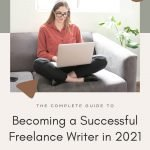 Become a Successful Freelance Writer in 2021