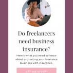 Should freelancers invest in business insurance? | The Quiet Type