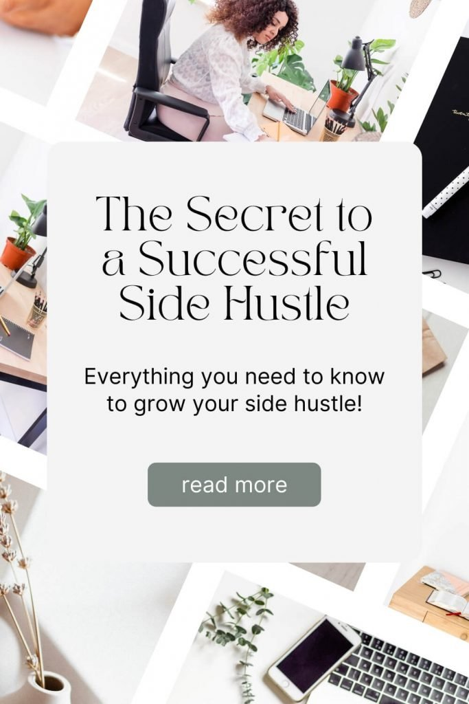 The Secret to a Successful Side Hustle The Quiet Type